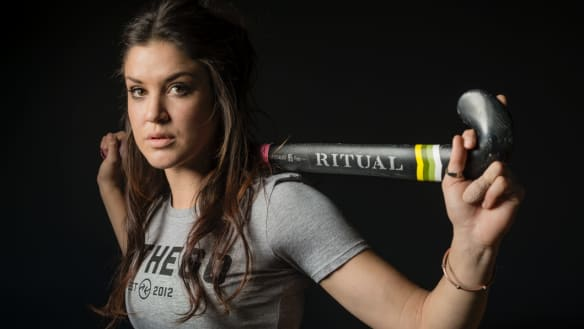 Anna Flanagan returns to Canberra in enemy colours