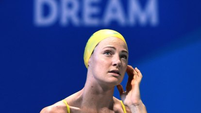 Cate Campbell dreams of leaving a legacy