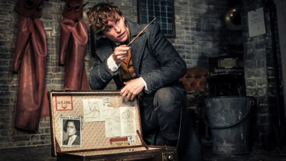 Fantastic Beasts: the Rowlingverse springs to life again