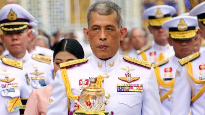 In dismissing his sister's ambitions, the Thai king shows where his loyalty is