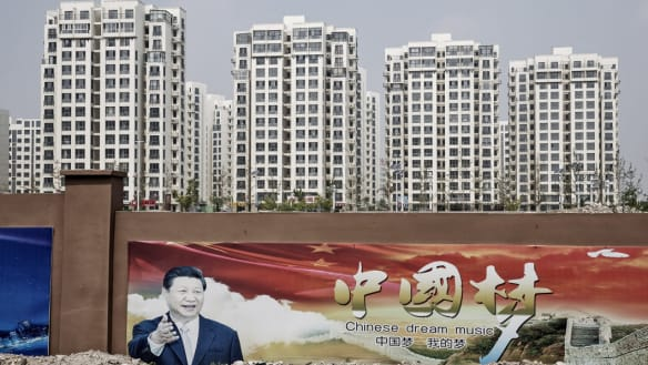 Ghost cities: 50 million homes in China are empty