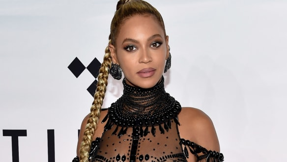 God gave me twins to right my ancestor's slave wrongs, says Beyonce