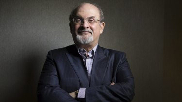 Salman Rushdie insists that no limits can be allowed apply to freedom of expression.