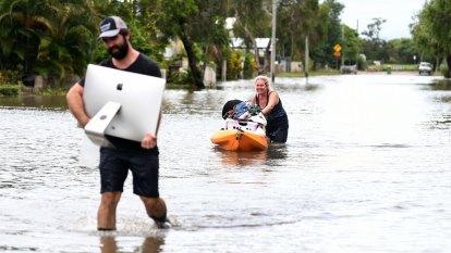 Townsville is Australia's most flood-prone area