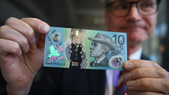 Strike interrupts bank note printing for first time in a century