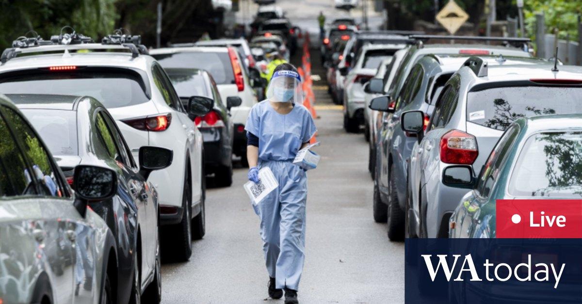 'Mystery cases' raise Sydney COVID-19 concerns