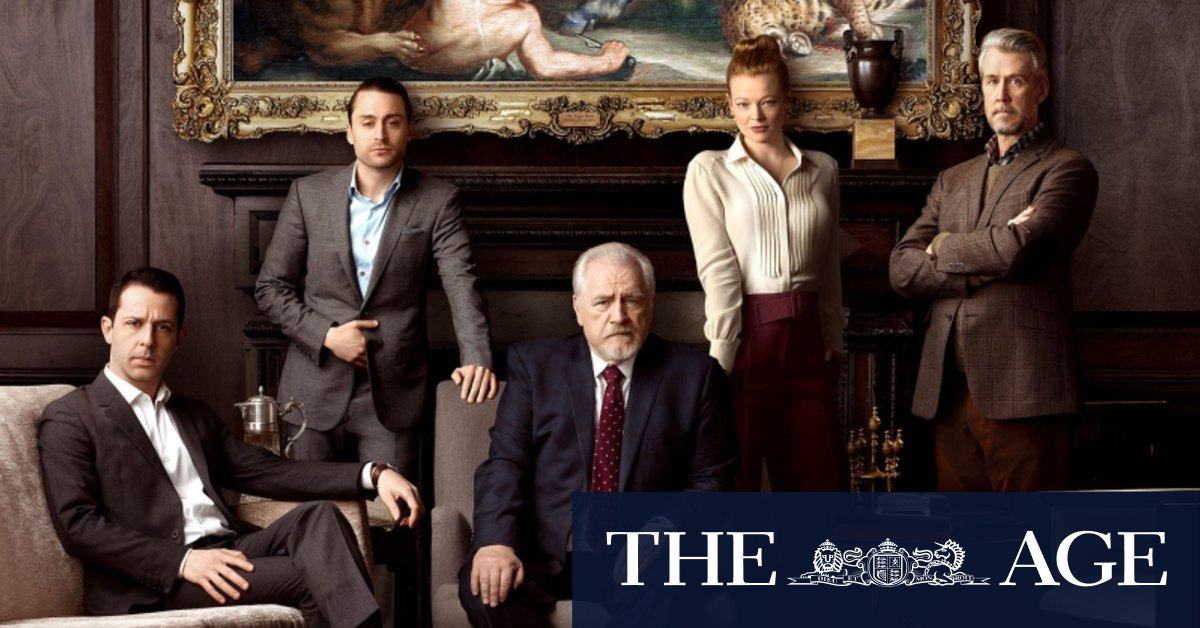From Succession to The Newsreader, here are 16 shows to watch next