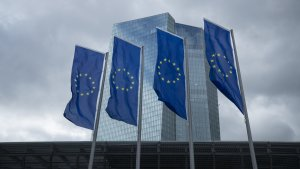 Officials from nine central banks are meeting this week, including those at the ECB.