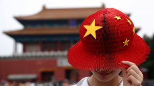 Chinese officials and state-run media outlets are using the crisis in the US to further their nationalist agenda.