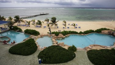 Grand Cayman Island is a holiday destination as well as a tax haven.