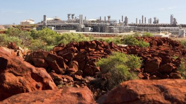 Woodside is seeking to expand its Pluto LNG plant in Western Australia.