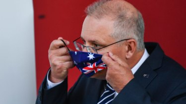 """PM Scott Morrison: """"We are not, and have never been, in the economic containment camp on China."""""""