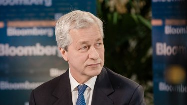 Jamie Dimon, chief executive officer of JPMorgan Chase & Co., says the US economy is facing similar conditions to the GFC.