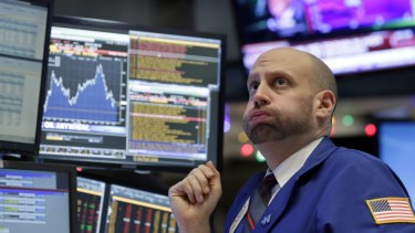 Wall Street had its worst day in two months on Monday.