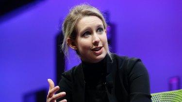 Theranos founder Elizabeth Holmes is facing up to 20 years in jail.