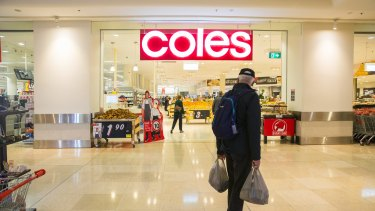 Coles will stock rapid antigen tests for at-home use from next week.
