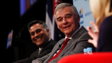 David Mortimer has been approached about the vacant chairman's role on the Rugby Australia board.