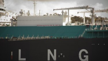 A freezing winter in north Asia has driven LNG prices to all-time highs.
