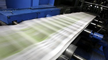 Talks currently underway between Australia's biggest news publishers could reshape the newspaper printing industry.