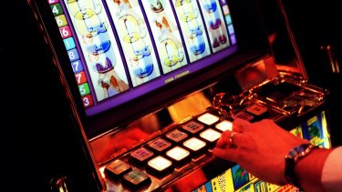 Profits from poker machines are surging in NSW.