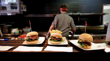 Grill'd has been accused of having poor safety standards.