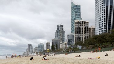 The Gold Coast is one regional area where jobs are booming.