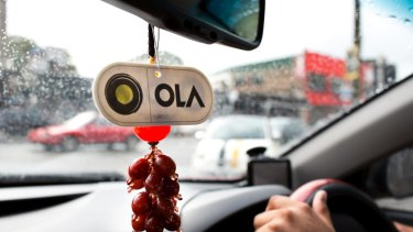 Ride share business Ola has made the majority of its staff in Australia redundant.