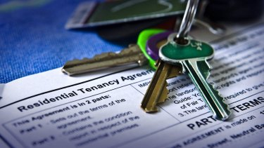 Tensions over unpaid rent are rising with some property managers suggesting tenants chip in with their superannuation.