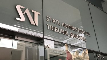 The State Administrative Tribunal in Perth.