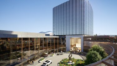 Chadstone's newest office: One Middle Road.