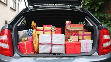 Australians wasted an estimated $400 million on unwanted presents last Christmas