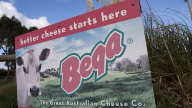 Bega may be in the box seat in the race to snare Lion Dairy & Drinks.