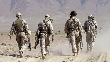 """A number of serving SAS soldiers have been sent """"show cause"""" notices, paving the way for them to be kicked out of the military."""