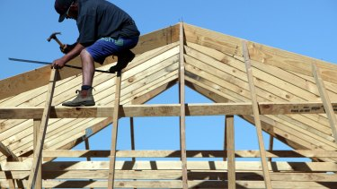 Home builders are set for a rough year.