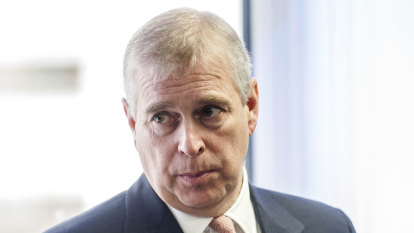 Australian universities move to teach Prince Andrew a lesson