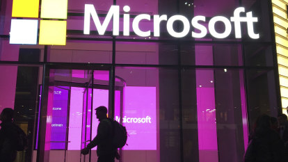 Microsoft joins Apple in exclusive $US2 trillion club