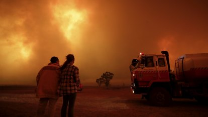 Australia must prepare for 'catastrophic' natural disasters amid rising threat from climate change