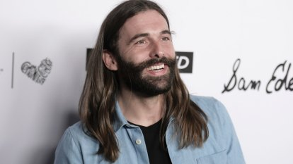 How to perfectly air-dry your hair, Jonathan Van Ness-style