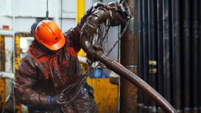 Black hole: Oil industry fears an 'extinction event'