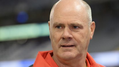 Rodney Eade says concussion sub a must