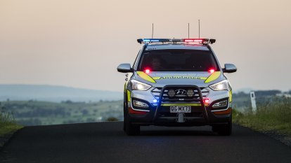 Motorcycle rider critical after crash on the Gold Coast