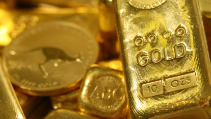 Five reasons why gold prices could surge another 25 per cent this year
