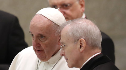 Pope Francis: 'People are taking risks on my behalf' to fight corruption