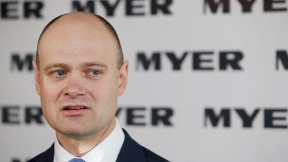 Myer dishes out $1 million in pay to former executives