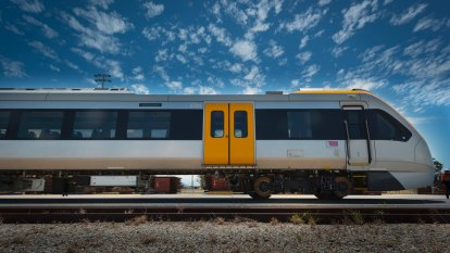 65 trains put election promise on track but NGR fixes slow to roll