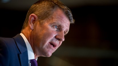 Mike Baird privately rules out return to politics after quitting NAB