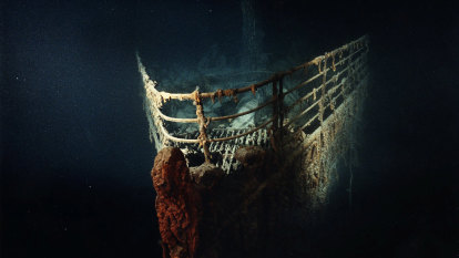 New plan to protect the vanishing Titanic from 'high-tech grave robbers'