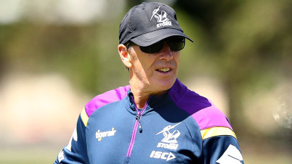 Melbourne Storm coach Bellamy 'bored' without NRL