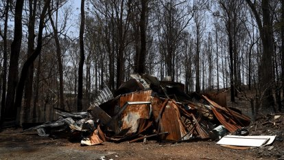 'A mammoth task': Clean-up begins of the 2400 homes destroyed in NSW bushfires