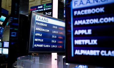 Wall Street is pondering ugly outcomes for sky-high tech shares